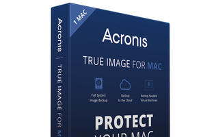 Acronis True Image is Now Available for Mac