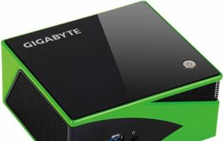 Gigabyte Announces New Brix Gaming Mini-PC Series