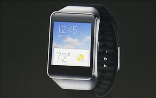 Google Showcases LG, Samsung and Motorola Android Wear Smartwatches at Google I/O