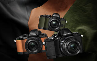 New Limited Edition Kits Add a Touch of Style to the Olympus OM-D E-M10