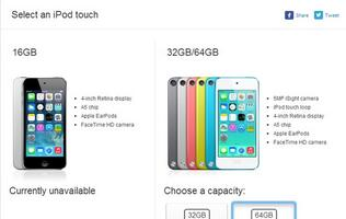 Apple Launches New 16GB iPod Touch and Drops Prices for 32GB and 64GB Models