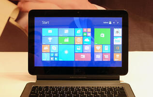 Hands-on: HP Pro x2 612