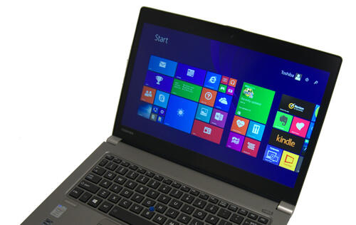 Toshiba Portege Z30t - The portable workhorse