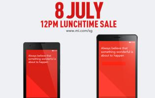 Xiaomi to Launch Redmi 1S in Singapore on July 8