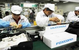 Next iPhone to be Built by Foxconn Robots?