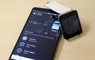 LG G Watch to Launch in Singapore on July 26
