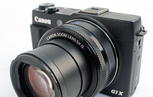 Canon PowerShot G1 X Mark II - Refreshed and Improved