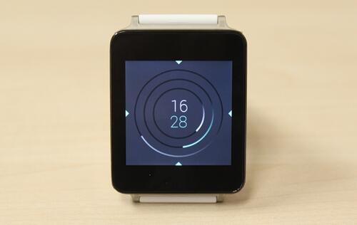 Preview: LG G Watch Smartwatch
