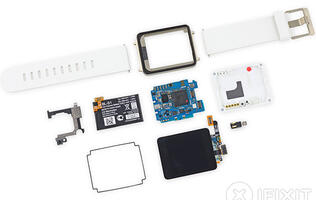 iFixit Completes Teardowns of LG G Watch and Samsung Gear Live Smartwatches