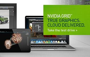 NVIDIA Announces GRID Test Drive Service for South East Asia and Australia