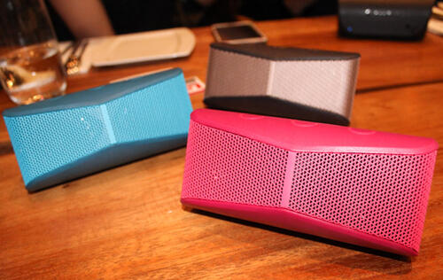 Logitech Introduces New X300 Wireless Speakers