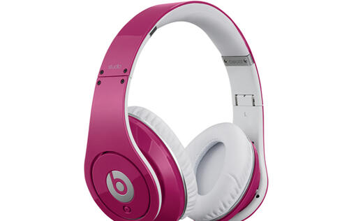 Beats Goes Pretty with Pink