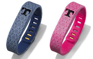 Tory Burch brings the bling to Fitbit so you can wear your fitness tracker to upscale parties