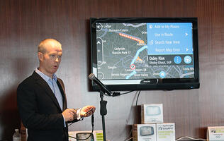 TomTom announces new personal navigation devices featuring real-time traffic updates