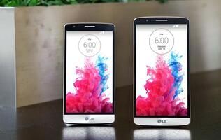 LG unveils G3 Beat with 5-inch 720p display, Snapdragon 400 and 8MP rear camera
