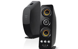 Creative's new T50 wireless 2.0 speaker system is now available