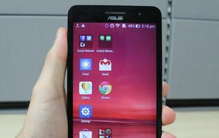 ASUS ZenFone 6 - Big phone, big performance
