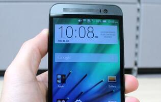 HTC One (E8) - A discounted M8?