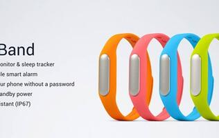 Xiaomi jumps on wearable bandwagon with S$16 Mi Band