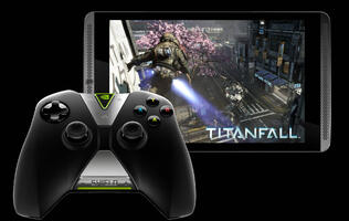 NVIDIA unveils the Shield gaming tablet