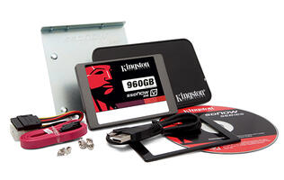 Kingston introduces new 960GB SSDNow V310 SSD (updated)