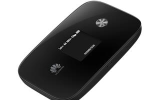 Huawei E5786 MiFi available tomorrow, first to support SingTel's 300Mbps 4G service