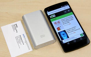Xiaomi 5,200mAh Mi Power Bank review: This is what you get for S$9!