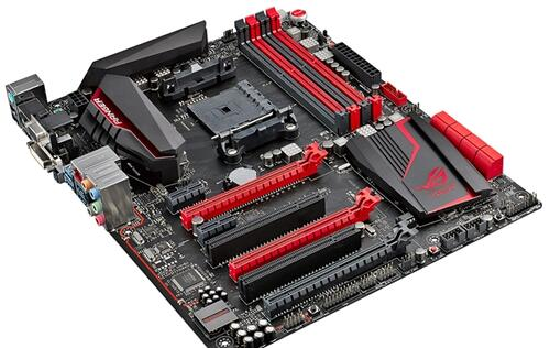 ASUS reveals two AMD FM2+ gaming boards