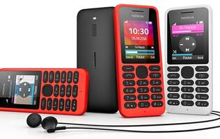 Microsoft Unveils S$40 Nokia 130, the most affordable phone with video and music player