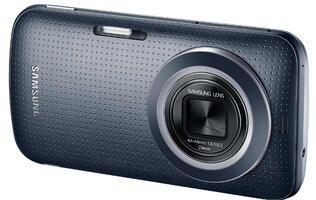 Samsung Galaxy K Zoom takes smartphone imaging performance up a notch