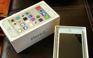 Is this the actual retail box of the Apple iPhone 6?
