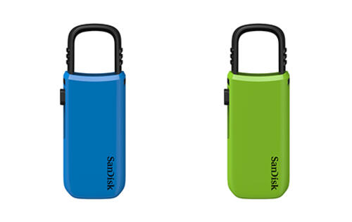 SanDisk introduces new Cruzer U USB flash drives for students