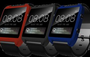 The SpeedUp SmartWatch is iOS and Android compatible, and only costs S$199