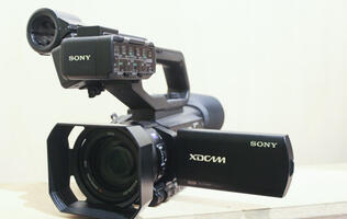 Sony launches new compact XDCAM professional camcorder, the 4K-ready PXW-X70