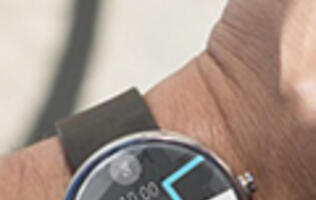 The Moto 360 smart watch could cost US$249