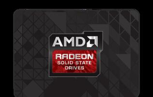 AMD announces Radeon R7 SSDs in collaboration with OCZ/Toshiba