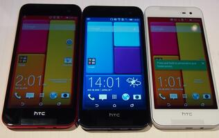 A feature on HTC Butterfly 2