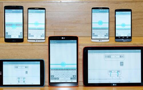 LG aims for uniform user experience, brings G3's UX to entry and mid-level devices
