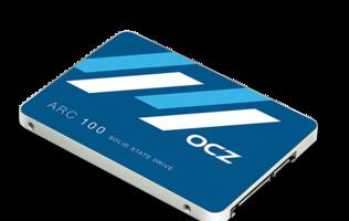 OCZ has a new entry-level SSD called the ARC 100