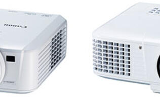 Canon refreshes its LV series of portable projectors with 5 new 3,000-lumen models