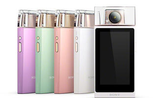 Sony releases the Cyber-shot DSC-KW11, a digital camera made for the fashionista