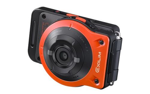 Casio launches 14MP Exilim EX-FR10 modular camera aimed at recreational fun