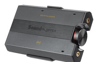 Exclusive hands-on with the Sound Blaster E5, Creative's new 24-bit/192kHz USB DAC and portable headphone amp