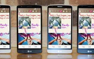 LG unveils 5.5-inch G3 Stylus, official debut at IFA 2014