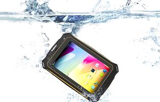 RugGear unveils rugged Android tablet, the Ultra Tab 7.0 - RG900 for S$830