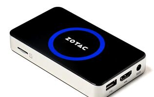Zotac announces pocket-size ZBOX PI320 pico desktop PC