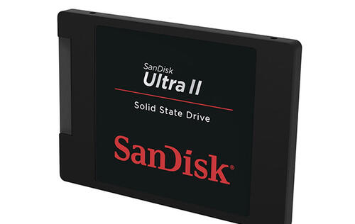SanDisk introduces new Ultra II SSD using TLC NAND