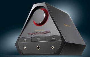 Exclusive! First looks at the Sound Blaster X7, Creative's new desktop USB DAC and Audio Amplifier