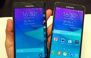 Samsung expands Galaxy Note series with Galaxy Note 4 and Galaxy Note Edge