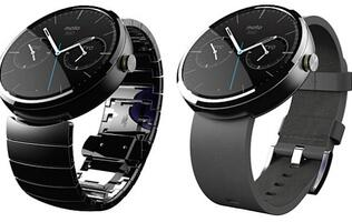 Motorola finally launches Moto 360 smart watch and sleek Moto Hint Bluetooth headset